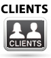 graphic of client login icon - clients login for user specific pages